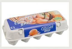 Тара  картонная литая для яиц,  Житомирский