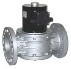 Клапаны электромагнитные двухпозиционные фланцевые нормально закрытые EVO/NC, EVP/NC, EVM