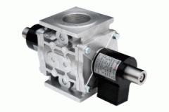 Клапаны электромагнитные трехпозиционные с 2 регуляторами расхода серии ВН, ВФ
