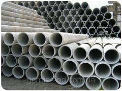 Асбоцементные трубы 150мм 4м (шт)