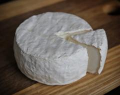 Cheese goat brie