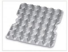 Bio-packing for eggs, the Zhytomyr cardboard