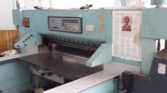 Paper cutting guillotine of Perfecta Seypa 168