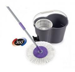 Mop with an extraction, Magic Mop bucket, by the