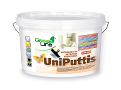 Акриловая шпаклёвка «UniPuttis»