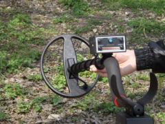 Металошукач, Металлоискатель, обнаружение до 180