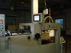 Automatic press for carving of SBL-1050 SE