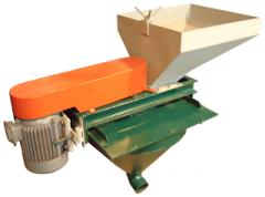 Semenorushki-shelushiteli centrifugal: STs-1,0;