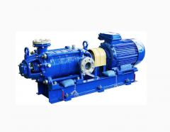 Pumps for an ore mining industry