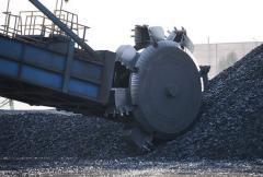 Equipment for mining and processing works