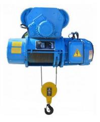 Industrial elektrotal with a loading capacity from
