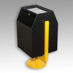 Ballot box shod UV 6