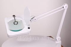 Увеличительная лампа-лупа CQ-6018 LED — 3+12