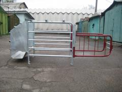 Machines for insemination of sows