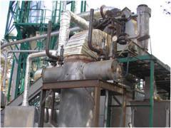 Установка газификации углеродсодержащего сырья во взвешенном состоянии (УГУВ)