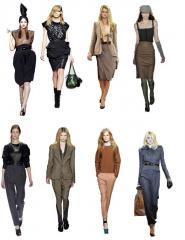Clothes for women from Irina Balanchuk