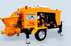 TRUEMAX concrete pump