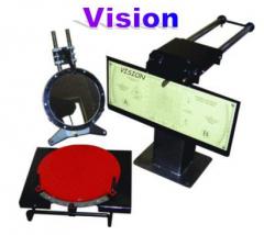 Стенд развала-схождения лазерный Vision. Vizion.