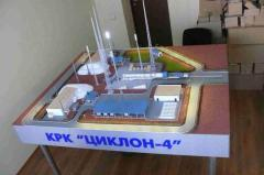 PRODUCTION OF ARCHITECTURAL MODELS, PLANNING