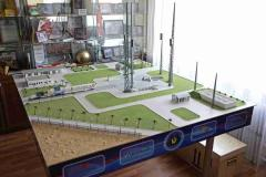 PRODUCTION OF ARCHITECTURAL MODELS, THE OPERATING