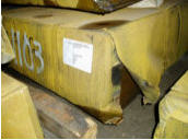 Sheets roofing metal. Delivery of metal rolling