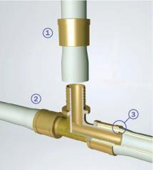 Система TECEflex включает четыре вида полимерных