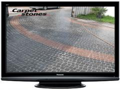 Sidewalk covering Stone Carpe