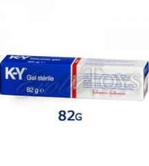 K–Y lubricating jelli