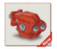 Pump hydraulic gear BPH 90SE