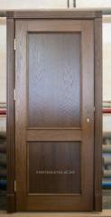 Panelen binnendeuren BOSCO van gelamineerd eiken,