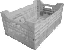 Box plastic plastic polyethylene PET large-size