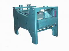 Сепаратор зерновой Р6-СВС-12 для очистки зерновой массы от примесей, отличающихся от основной культуры шириной