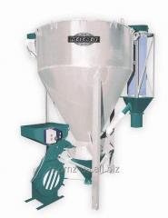 Установка по производству комбикормов Р6-УПК гранул, шрота, мелкокускового жмыха