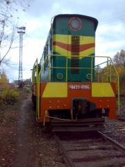 ChME-3 locomotive