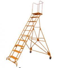 Step-ladder aviation STR-3000