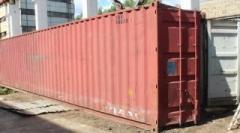 Морской контейнер 40 футов Доставка!