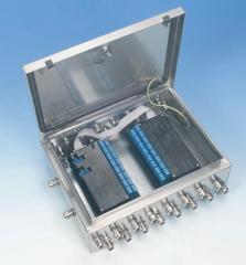 Искробезопасние мультиплексори серії D2000M GM
