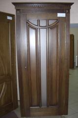 The door is oak