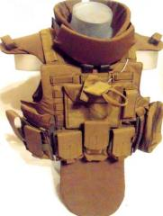 "Bullet-proof vest ""the Corsair M3s"", with unloading, 2,3,4 C."