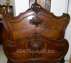 """Антикварная кровать.Стиль""""Генрих II""""."""