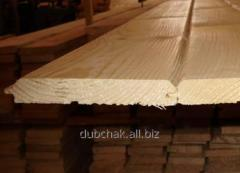 Imitation of eurobar (20×130) AB grade length is
