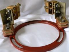 Spare parts to shakhty electric motors
