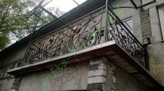 Балкони куті