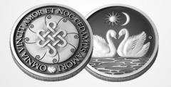 Love coin masc