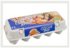 Коробки для упаковки яиц № 710, вместимостью 10 шт