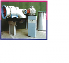Microhydroelectric power station of PR-7-GS-46