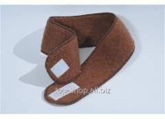 Head bandage from camel wool