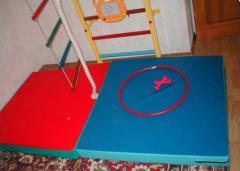 Mats sports nurseries