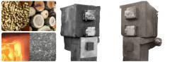 Пиролизные теплогенераторы для зерносушилок АНВАРХ