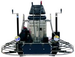Double-rotor zatirochny machine ENAR LR900